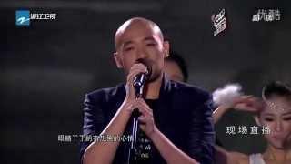 getlinkyoutube.com-如果没有你-李代沫独唱,中国好声音决赛 The Voice of China final