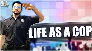 getlinkyoutube.com-GTA 5 Funny Moments | Life As a Cop
