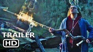 I KILL GIANTS Official Trailer (2018)