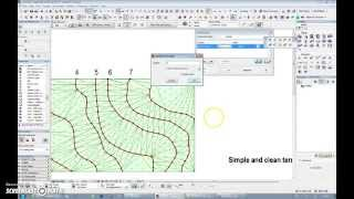 getlinkyoutube.com-Terrain modeling in archicad - fast and easy