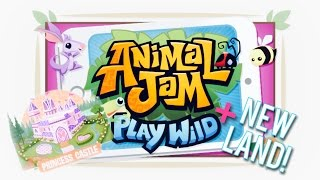getlinkyoutube.com-Animal Jam: Play Wild NEW LAND UPDATE!