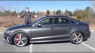 Here's Why the 2018 Audi RS3 Is the Best New Audi width=