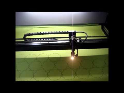 Máquina a Laser - Corte em Tecido
