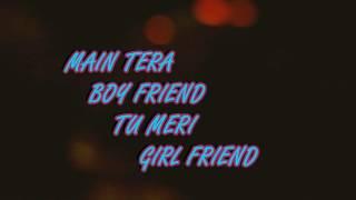 Main Tera boyfriend - Raabta - by Lucky Bist width=