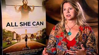 ALL She Can - The Inside Reel Interview