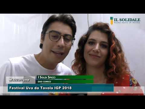 Video: Mazzarrone - Festival Uva da Tavola IGP 2018