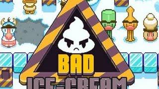 getlinkyoutube.com-Bad Ice Cream Full Gameplay Walkthrough