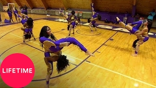 getlinkyoutube.com-Bring It!: Stand Battle: Dancing Dolls vs. Purple Diamonds Slow Stand (S2, E13) | Lifetime