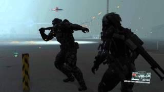 getlinkyoutube.com-Metal Gear Solid V : The Phantom Pain CQC Counters