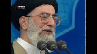 getlinkyoutube.com-فیلم/ نوای «اباالفضل علمدار خامنهای نگهدار» در کنار حرم حضرت عباس(ع)