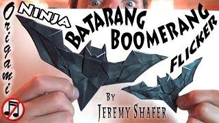 getlinkyoutube.com-Batarang Boomerang Flicker (no music)