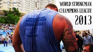 getlinkyoutube.com-NHR ☆ Мировой рекорд Strongman Champions во Владивостоке 2013 / World Record Strongman Champions