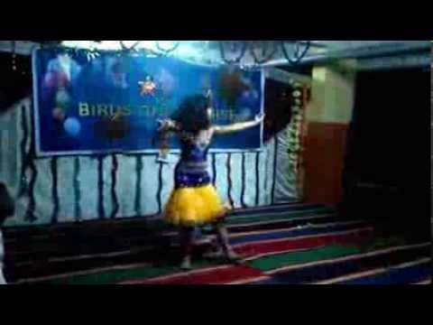 Adire adire telugu song dance by Vasavi