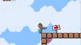 getlinkyoutube.com-Super Mario Advance 4 World-e+ Walkthrough (Part 5) Levels 21-26