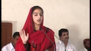getlinkyoutube.com-Baloch Girl on Girls's Education (English Speech) GBES Siraj Ahmed Kathore