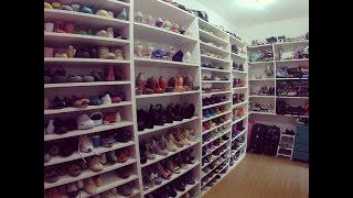 getlinkyoutube.com-Closet de sapatos - Nanda Barros