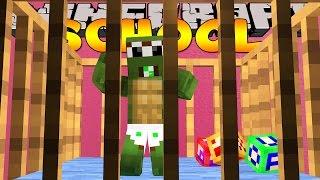 getlinkyoutube.com-Minecraft School - TINY TURTLE TURNS INTO A BABY!!