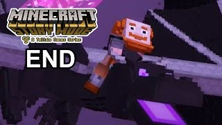Minecraft: Story Mode — Episode 4: The End, Kill Wither Storm! [FULL]