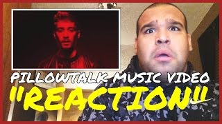 getlinkyoutube.com-ZAYN MALIK - PILLOWTALK MUSIC VIDEO [REACTION]