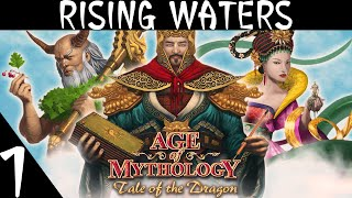 getlinkyoutube.com-Age of Mythology: Tale of the Dragon Mission 1 Rising Waters