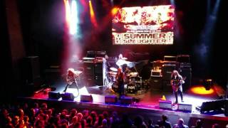 getlinkyoutube.com-Revocation-Summer Slaughter Tour 2016 Full Concert HD (Los Angeles)