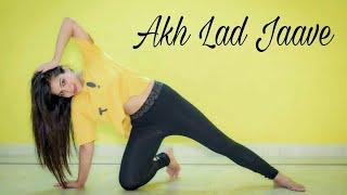 Akh Lad Jaave | Dance Cover | Loveratri | Aayush Sharma | Warina Hussain | Nrityanjali
