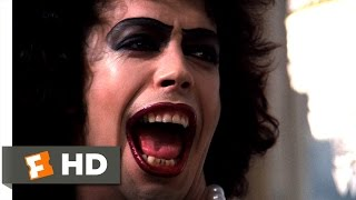 getlinkyoutube.com-The Rocky Horror Picture Show (3/5) Movie CLIP - Sweet Transvestite (1975) HD