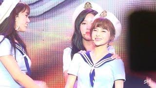 getlinkyoutube.com-[fancam/직캠] 151024 T-ARA/티아라 Hefei concert/허페이콘서트 - Sexy Love (Soyeon/소연 & Boram/보람 focus)
