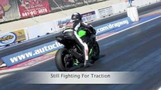 getlinkyoutube.com-9-second 600, Budget Drag Bike Turned Liter Bike / Hayabusa Killer