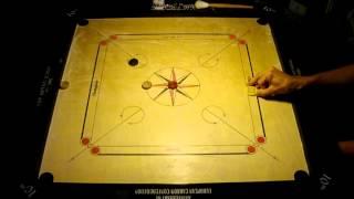 getlinkyoutube.com-Two interesting exercices to practice Carrom