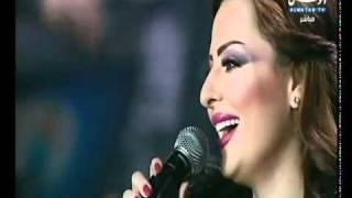 getlinkyoutube.com-ديانا كرزون تغني للإمبراطورة  وردة أكذب عليك 