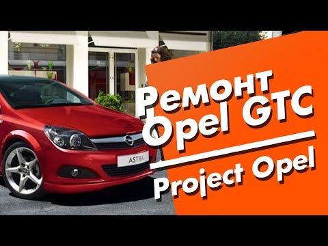 Где у Opel Astra GTC находятся стойки стабилизатора