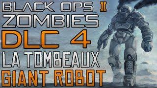 "getlinkyoutube.com-Black Ops 2 Zombies - ""DLC 4"" ""FRANCE"" Zombie Map LEAKED ""The Giant"" ""Staff"""