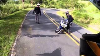 getlinkyoutube.com-Yamaha R15 Crash