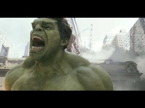 The Avengers TV Spot #7 - Hulk, Smash!
