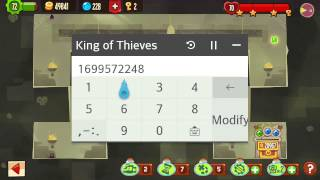 getlinkyoutube.com-How to reach LEVEL 100 IN ONE DAY King of Thieves And UNLIMITED ORBS // GEMAS  ILIMITADAS (PARTE 2)