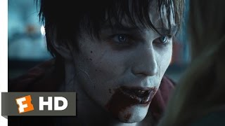 Warm Bodies (1/9) Movie CLIP - Saved by a Zombie (2013) HD