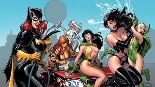 getlinkyoutube.com-7 Sexiest female superheros of all time