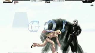 getlinkyoutube.com-[KOF XIII Mugen] Final Boss: Dark Ash