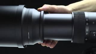 getlinkyoutube.com-SIGMA 150-600mm F5-6.3 DG OS HSM | Sports Features