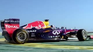 getlinkyoutube.com-Red Bull Racing F1 Stunt on Burj Al Arab Helipad (Official Video)
