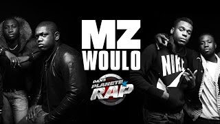 MZ - Woulo (Live Planete Rap)
