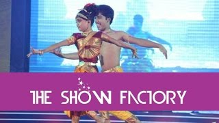 getlinkyoutube.com-Winners of India's Got Talent sonali sumanth salsa dance jhalak dikhla jaa #theshowfactory #uirpl