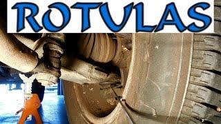 getlinkyoutube.com-Consejos para probar ROTULAS (Ball Joints)