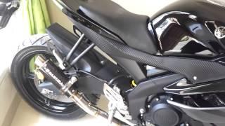 getlinkyoutube.com-Yamaha R15 knlapot SAKURA