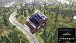 getlinkyoutube.com-ETS 2 | Autobots Flight at 1000 kmh - Next transformers movie