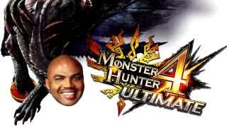 getlinkyoutube.com-Mantle that Conceals the Slam - Gore Maballer (Monster Hunter 4 Ultimate)