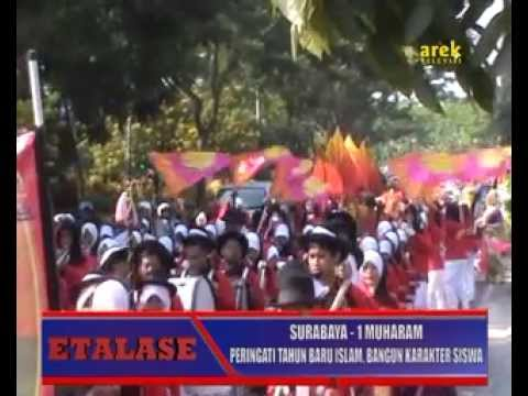 MTsN 1 Surabaya: Gebyar Muharram Carnival @ArekTV