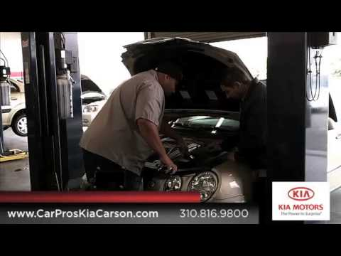 Kia Automatic Transmission Repair - Long Beach, CA