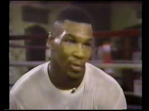 Mike Tyson Sparring Partners